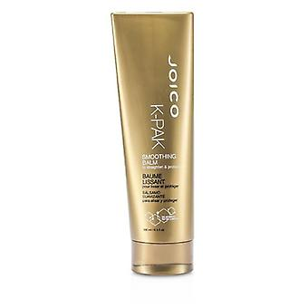 Joico K-Pak udjævning balsam-at glatte & amp; Beskyt (ny emballage)-200ml/6,8 oz