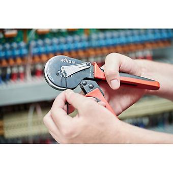 Wiha Tools Automatic Hex Crimping Tool (0.08-16mm)