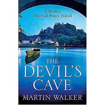 La grotte du diable: une enquête Bruno courr GES