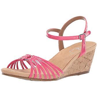 Aerosoles kvinnor ' s fruktkaka Wedge sandal