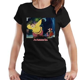 An American Tail Papa Searching Women's T-Shirt