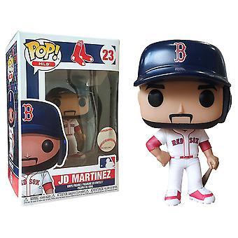 MLB JD Martinez Pop! Vinyl