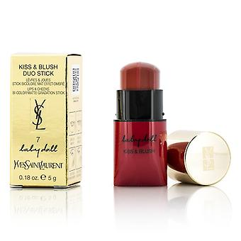 Baby Doll Kiss & Blush Duo Stick - # 7 From Mild to Spicy 5g/0.18oz