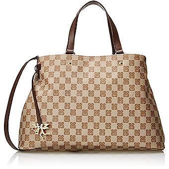 piero drive 612173088 Women's Brown Hand Bag (Moro Head) 35x235x14 cm (W x H x L)