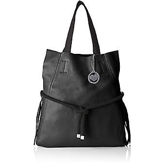 Chicca Bags Cbc3335tar Black Women's Shoulder bag 8x35x40 cm (W x H x L)