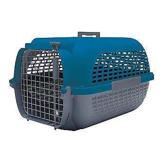 Dogit Voyageur Dog Carrier Grey/Blue - Medium
