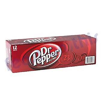 Dr Pepper-( 355 Ml X 12 Dosen )