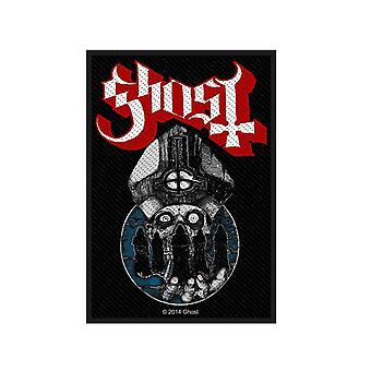 Ghost Patch Warriors Band Logo Prequelle new Official 10cm x 7.5cm woven sew on