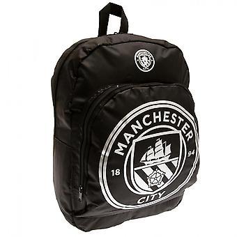 Manchester City FC Crest Ryggsekk