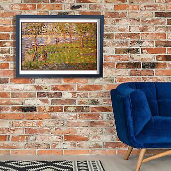 Georges Seurat - La Grande Jatte 1884 Poster Print Giclee