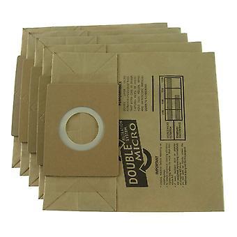 STW003 dammsugare damm papperspåsar
