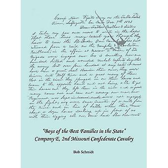 Boys of the Best Families in the State by Schmidt & Bob