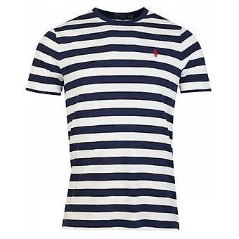 Polo Ralph Lauren Lyhythihainen Raidallinen T-paita