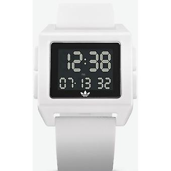 Adidas Originals Z15-100-00 Zegarek - ARCHIVE_SP1 Silikonowy Biały Bo Tier Steel White Carr Mężczyźni/Kobiety