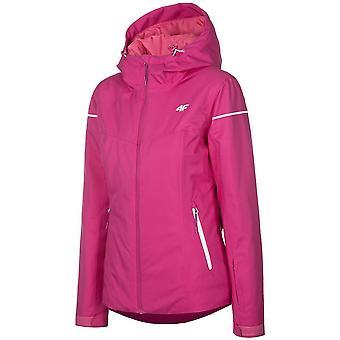 4F H4Z19 KUDN070 Ciemny Róż H4Z19KUDN070CIEMNYR universal winter women jackets