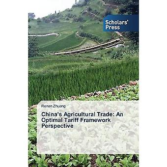 Chinas Agricultural Trade An Optimal Tariff Framework Perspective by Zhuang Renan