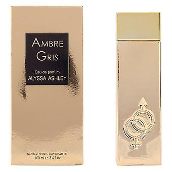 Parfum femmes Ambre Gris Alyssa Ashley EDP/100 ml