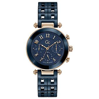 Gc Guess Collection Y65005l7mf Prime Chic Ladies Watch 36 Mm