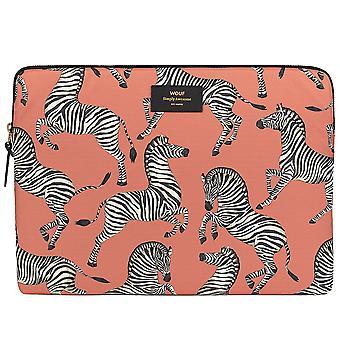 "Wouf Zebra Macbook Pro 15"" Laptop Sleeve"