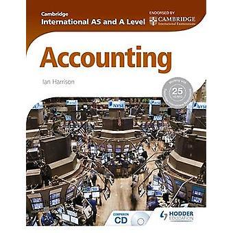Cambridge International AS e A Level Accounting di Ian Harrisson -