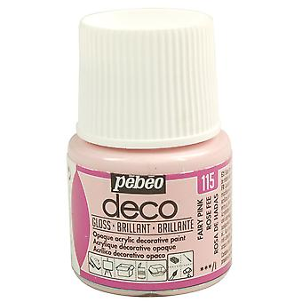 Pebeo Deco Art, Craft and Furniture Paint 45ml (Gloss Colours)