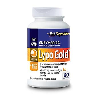 Enzymedica Lypo Gold Capsules 60 (98130)
