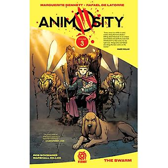 ANIMOSITY VOL. 3 by Marguerite Bennett