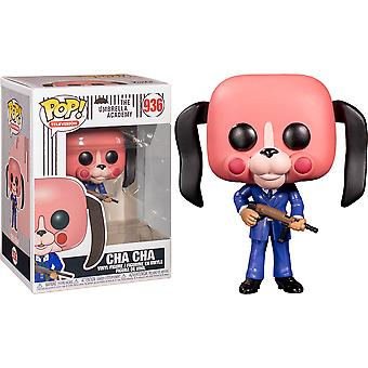 Umbrella Academy Chacha with Mask Pop! Vinyl
