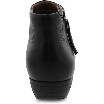 Dansko Femmes Fifi Cuir Amande Toe Ankle Fashion Boots