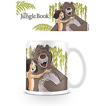 Księga dżungli Laugh Mowgli & Baloo Kubek