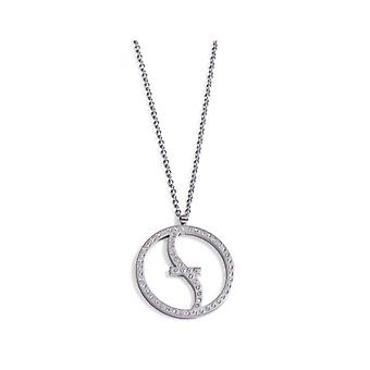 ZOPPINI Feelings Silver Crystal Necklace