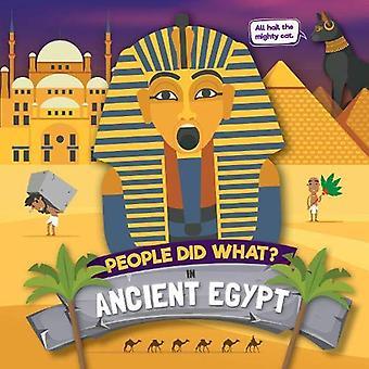 I det antika Egypten av Shalini Vallepur - 9781786378583 Bok