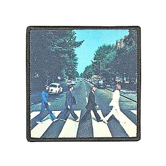 The Beatles Patch Abbey Road Album Cover new Official embroidered Iron on