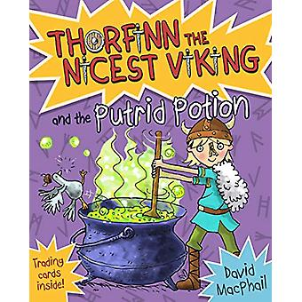 Thorfinn ja Putrid Juoma David MacPhail - 9781782506379 Kirja
