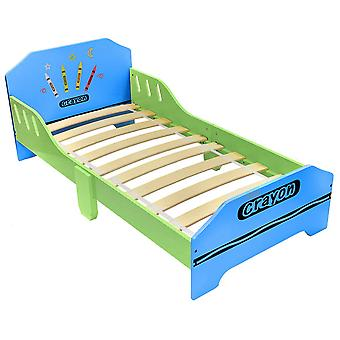 Kiddi Estilo Crayon Junior Cama