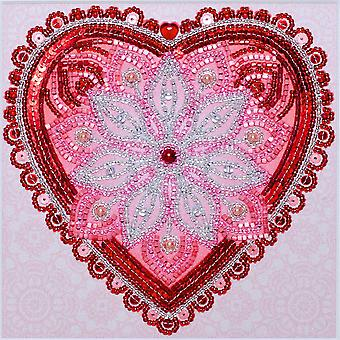 VDV Bead Embroidery Kit - To Love