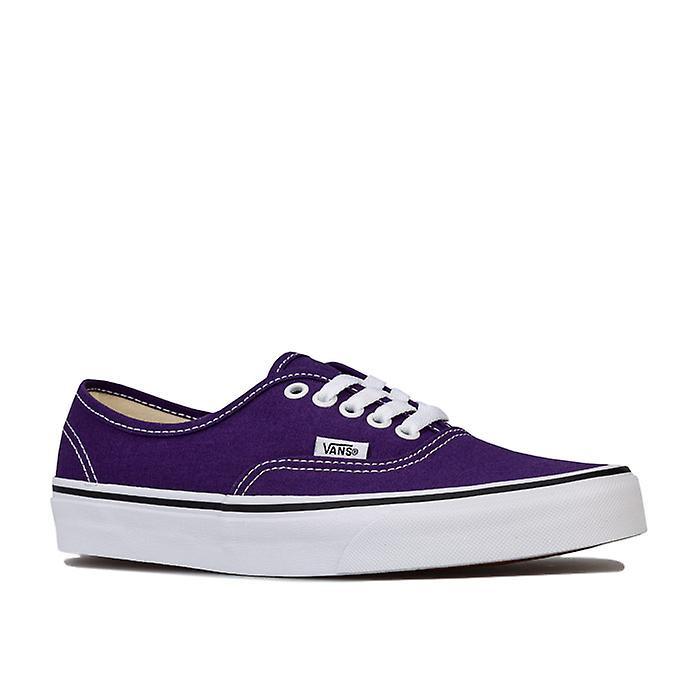 Women's Vans Authentic Skate Shoes in Purple zKn1P6