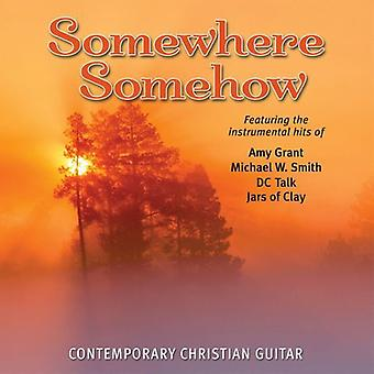 Heath & James - Somewhere Somehow [CD] USA import