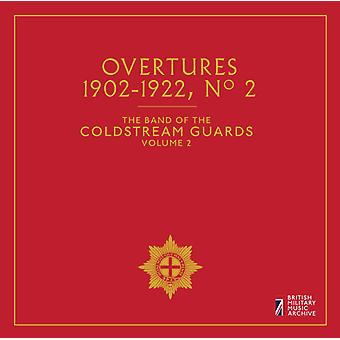 Band Of Coldstream Guards 2: Overtures 1902-1922 [CD] USA import