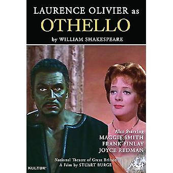 Othello Starring Laurence Olivier [DVD] USA import