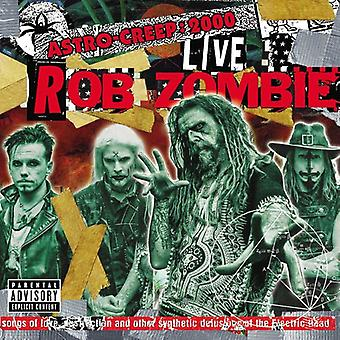 Rob Zombie - Astro-Creep: 2000 Live Songs of Love Destruction [CD] USA import