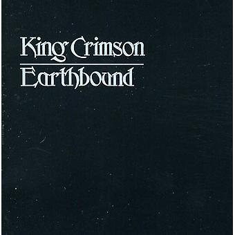 King Crimson - Earthbound [CD] USA import