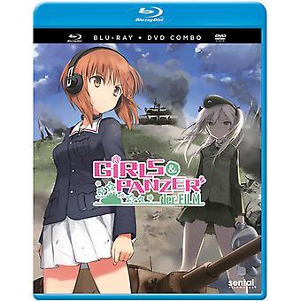 Girls Und Panzer Der Film [Blu-ray] USA import