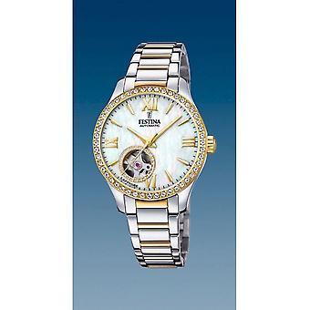 Festina - Wristwatch - Signore - F20486/3 - Automatico