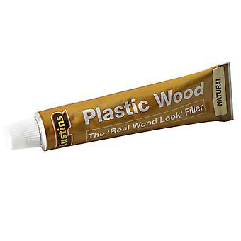 Rustins Tube en bois plastique naturel 20g RUSPWTUBEN