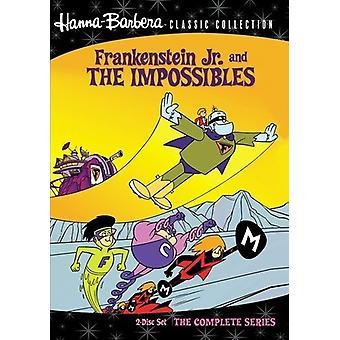 Importer des Frankenstein Jr. & les Impossibles [DVD] é.-u.