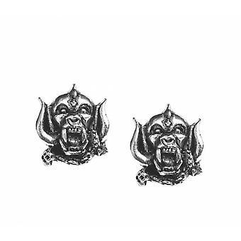 Alchemy-Motorhead warpig-stud øreringe