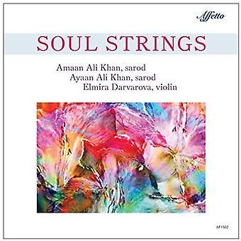 Khan, Amaan Ali / Darvarova, Elmira / Bose, Tanmoy - Soul Strings [CD] USA import