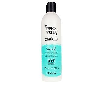 Revlon Proyou Die Feuchtigkeitscreme Shampoo 1000 Ml für Frauen