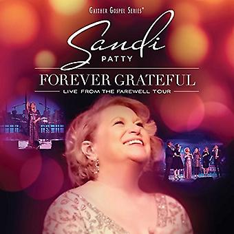 Sandi Patty - Forever Grateful: Live From Farewell Tour [CD] USA import